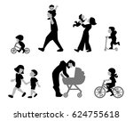 a vector illustration of... | Shutterstock .eps vector #624755618