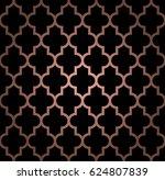 oriental seamless pattern in... | Shutterstock .eps vector #624807839