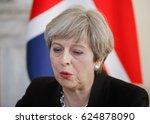 london  uk   apr 10  2017 ... | Shutterstock . vector #624878090