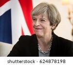 london  uk   apr 10  2017 ... | Shutterstock . vector #624878198