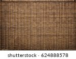 Wicker Basket Texture....