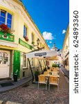 vilnius  lithuania   september... | Shutterstock . vector #624893360
