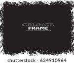 grunge frame. vector...   Shutterstock .eps vector #624910964