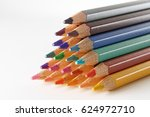 colored pencil background   a