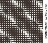 seamless halftone square... | Shutterstock . vector #625017440