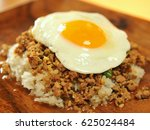Fried Rice With Minced Beef An...