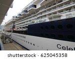 celebrity millennium  passenger ... | Shutterstock . vector #625045358