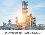 oil and gas industry refinery... | Shutterstock . vector #625053230