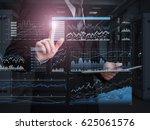 a successful business concept   Shutterstock . vector #625061576