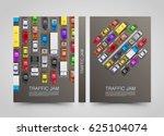 modern transport vertical...   Shutterstock .eps vector #625104074