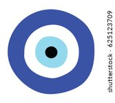 Greek Evil Eye Vector   Symbol...