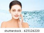 beauty  cosmetology  hydration  ...   Shutterstock . vector #625126220