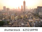 panoramic view of south central ... | Shutterstock . vector #625218998