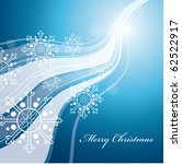 christmas background. eps10. | Shutterstock .eps vector #62522917