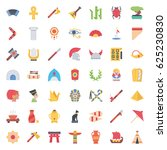 culture icons | Shutterstock .eps vector #625230830