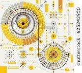 industrial and engineering... | Shutterstock . vector #625242950
