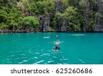 coron  philippines   apr 9 ... | Shutterstock . vector #625260686