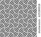 vector seamless pattern. modern ... | Shutterstock .eps vector #625280018