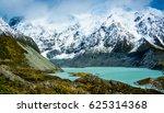 mount cook national park new... | Shutterstock . vector #625314368