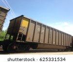 train boxcar   Shutterstock . vector #625331534