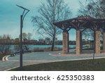 street lamp. street lantern... | Shutterstock . vector #625350383