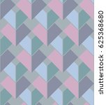 abstract seamless pattern with... | Shutterstock .eps vector #625368680