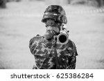 military rocket      military... | Shutterstock . vector #625386284