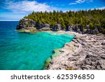 The Indian Head Cove In The...