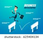 business infographic  ...   Shutterstock .eps vector #625404134