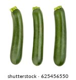 green squash isolated | Shutterstock . vector #625456550