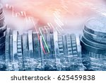 stack of coins  technical... | Shutterstock . vector #625459838