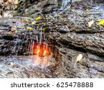 Eternal Flame Falls Located In...