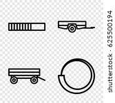 loading icons set. set of 4... | Shutterstock .eps vector #625500194