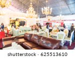 blurred image of furniture... | Shutterstock . vector #625513610