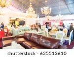 blurred image of furniture... | Shutterstock . vector #625513610