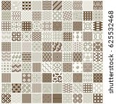 ornamental seamless backdrops... | Shutterstock . vector #625532468