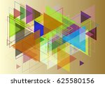 geographic background elements | Shutterstock .eps vector #625580156