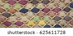 texture of a multi colored... | Shutterstock . vector #625611728