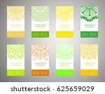 vector vintage set of business...   Shutterstock .eps vector #625659029