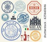 international business travel... | Shutterstock .eps vector #625660646
