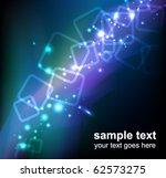 glowing background   vector...   Shutterstock .eps vector #62573275