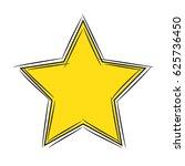 illustration  of star icon...
