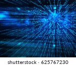big data and internet... | Shutterstock . vector #625767230