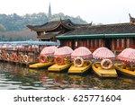 boat rental parking. boat... | Shutterstock . vector #625771604