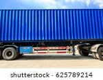 industrial container truck