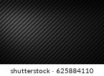 carbon fibre background 3d... | Shutterstock . vector #625884110