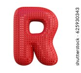 inflatable letters of the... | Shutterstock . vector #625930343