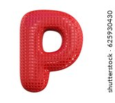 inflatable letters of the... | Shutterstock . vector #625930430