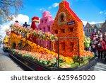 sassenheim  netherlands   april ... | Shutterstock . vector #625965020