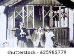 ussr  leningrad  alexandrovka   ... | Shutterstock . vector #625983779